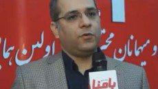 نریمانی، معاون برنامه ریزی سازمان آتش نشانی تهران
