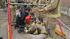 برگزاری کارگاه آموزشی امداد و نجات در چاه
