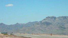 زمینخواری در دریاچه ارومیه
