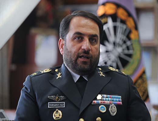 پدافند هوایی صدها کیلومتر دورتر از مرزهای ایران را رصد می کند