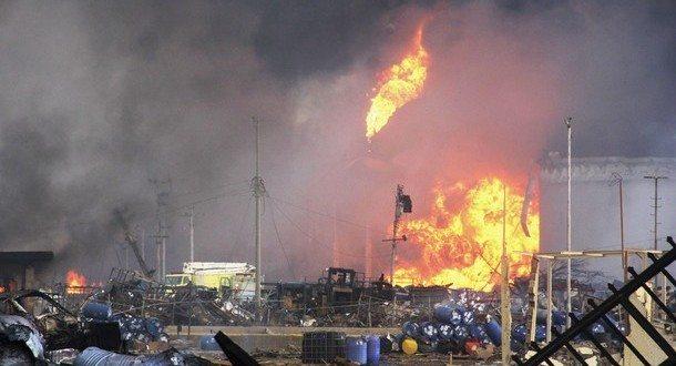 برشکاری علت آتش سوزی پالایشگاه آبادان بود