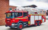 خودرو های آتش نشانی Angloco برای شرایط بسیار گرم و بیابانی قطر