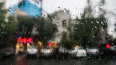 باران تابستانی هوای تهران را بهاری کرد