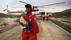 امدادرسانی به روستاهای سیل زده سرخس