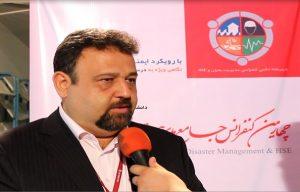 مهندس علیرضا سعیدی