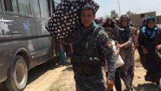 کشته شدن سرکرده داعش در فلوجه