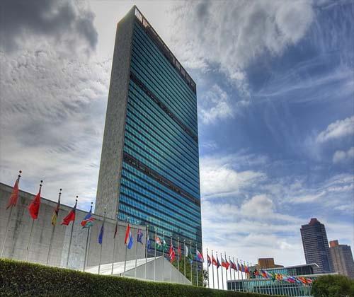 شیخ: افکار عمومی دنیا در مورد ناکارآمدی سازمان ملل به نتیجه می رسد