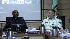امنیت 30 کشور آفریقایی با کمک پلیس ایران قابل تامین است