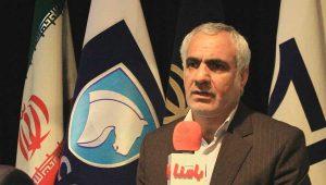 مهندس شاکرمی، مدیرکل تعاون، کار و رفاه اجتماعی استان تهران