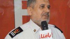 شریف زاده، مدیرعامل سازمان آتش نشانی تهران