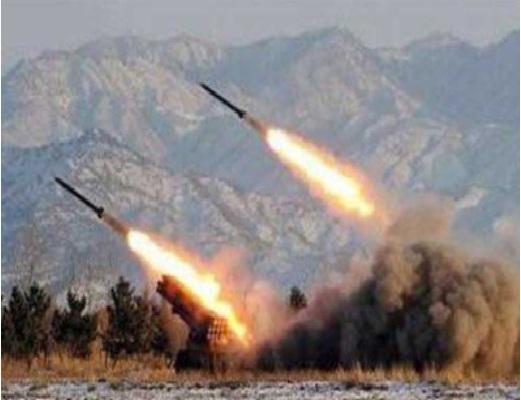 ادامه حملات موشکی نیروهای مردمی یمن به پایگاههای نظامی عربستان