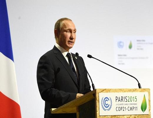 پوتین: انگیزه سرنگونی جنگنده روسیه حفاظت از تجارت نفتی با داعش بود