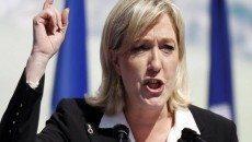 انتقاد مارین لوپن از اقدامات غرب در خاورمیانه