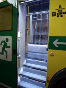 خودروی نجات تونل و معادن