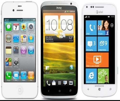 جدیدترین آمار از فروش جهانی گوشی هوشمند