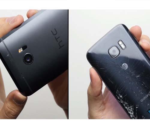 کدام گوشی هوشمند بدنه مقاوم تری دارد؟