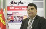 ارائه محصولات ziegler المان در نمایشگاه نفت،گاز،پالایش و پتروشیمی