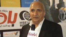 سلیمانی، مدیرعامل شرکت پمپ حریق ایران
