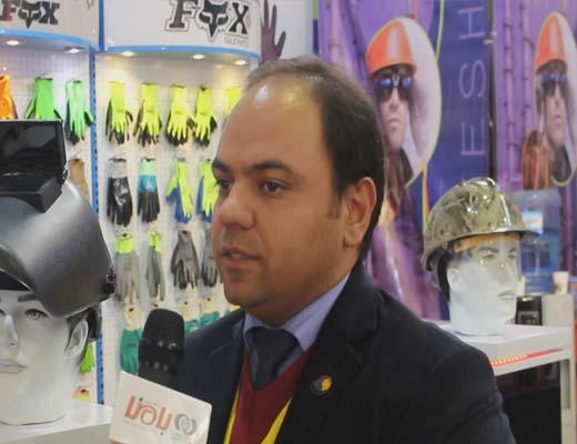 تقی خانی، مدیرعامل گروه تجاری صنعتی تقی خانی