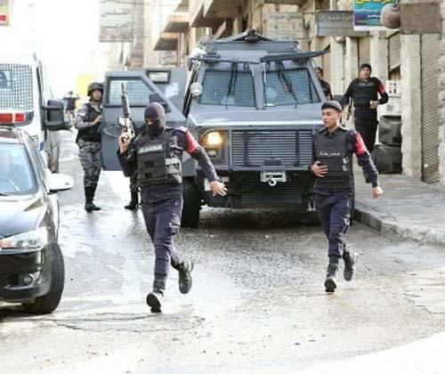 کشته شدن ۵ عنصر سازمان اطلاعات اردن در حمله تروریستی