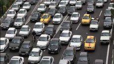 ترافیك سنگین در آزادراه تهران، كرج، قزوین و جاده چالوس