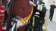 توضیح آتش نشانی درباره حریق در دانشگاه آزاد تهران شمال