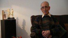 دیدار با گنجینه 92 ساله ورزش ایران