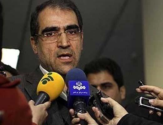 ۲ نکته وزیر بهداشت درباره حادثه خمینی شهر