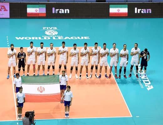 ایران از صعود به دور دوم لیگ جهانی والیبال بازماند