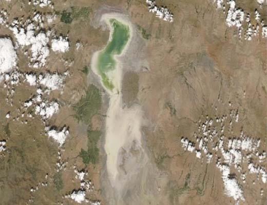 انتقال آب زاب به دریاچه ارومیه هنوز فاقد مجوز است