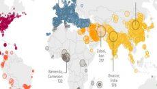 آلوده ترین شهر جهان