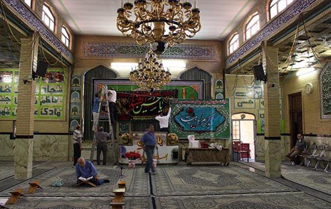 ضیافت افطار اعضای صنف لوازم ایمنی و علائم نیروهای مسلح و آتش نشانی تهران