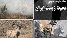 گزارش اخیر شاخص عملکرد زیست محیطی ایران بر مبنای اطلاعات سال 2014 است