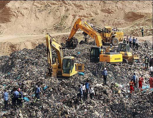 تهرانیها روزی ۳ برابر استادیوم آزادی زباله تولید میکنند