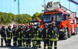آتش نشانان به منطقه بحران زده نمی روند