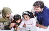 تربیت کودک و نوجوان توسط والدین شرکتهای اقماری