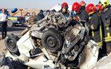 کاهش ۱۴ درصدی تلفات در تصادفات جادهای