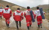 هلال احمر مازندران ۴۵۵ خودرو گرفتار در برف را نجات داد