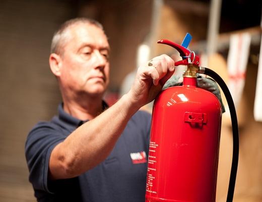 کپسولهای آتشنشانی انگلستان سبزتر میشوند