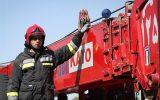 ویروس کرونا مانع آموزشهای سازمان آتش نشانی به شهروندان نشده است