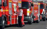 بررسی زمان سفر نیروهای آتش نشانی به محل عملیات