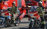 استقرار ۲۶۰ آتش نشان در سطح شهر تهران در تاسوعا و عاشورای حسینی