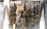 عملیات بازدید سراسری در آتش نشانی