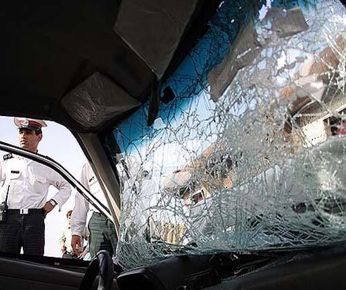 حادثه مرگبار برای ۲ زن در اتوبان کرج