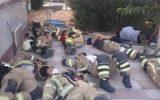 رشادت آتش نشانان مانع تکرار حادثه بیروت در تهران شد