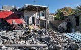 اسکان اضطراری ۳۱۰۰ نفر از زلزلهزدگان