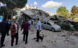 زلزله شدید در ازمیر ترکیه