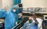 شناسایی ۸۲۱۲ بیمار جدید کرونایی در ۲۴ ساعت گذشته