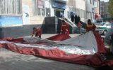 برگزاری مانور نهادهای امدادی در هفته پدافند غیر عامل