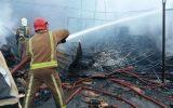 در انبار خود از تجهیزات آتش نشانی استفاده کنید